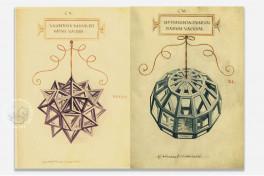 De Divina Proportione Facsimile Edition