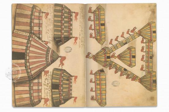 Tailor's Book, Venice, Fondazione Querini Stampalia, Cl. VIII Cod. 1 (=944) − Photo 1