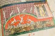 Corpus Apocalypse, Cambridge, Parker Library in the Corpus Christi College, MS 20 − Photo 7
