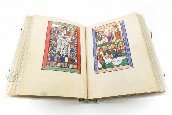 Munich Golden Psalter, Clm 835 - Bayerische Staatsbibliothek (Munich, Germany) − photo 1