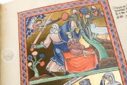 Munich Golden Psalter, Clm 835 - Bayerische Staatsbibliothek (Munich, Germany) − photo 5