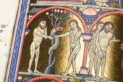 Munich Golden Psalter, Clm 835 - Bayerische Staatsbibliothek (Munich, Germany) − photo 6
