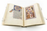 Munich Golden Psalter, Clm 835 - Bayerische Staatsbibliothek (Munich, Germany) − photo 7