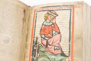 Weingarten Manuscript, Stuttgart, Württembergische Landesbibliothek, HB XIII 1 − Photo 10