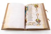 Divina Commedia di San Bernardo, Padua, Biblioteca del Seminario vescovile, Cod. 9 − Photo 4