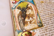 Divina Commedia di San Bernardo, Padua, Biblioteca del Seminario vescovile, Cod. 9 − Photo 6