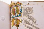 Divina Commedia di San Bernardo, Padua, Biblioteca del Seminario vescovile, Cod. 9 − Photo 8