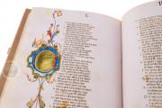 Divina Commedia di San Bernardo, Padua, Biblioteca del Seminario vescovile, Cod. 9 − Photo 12