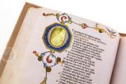 Divina Commedia di San Bernardo, Padua, Biblioteca del Seminario vescovile, Cod. 9 − Photo 23