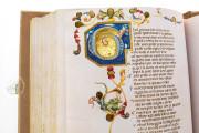 Divina Commedia di San Bernardo, Padua, Biblioteca del Seminario vescovile, Cod. 9 − Photo 25
