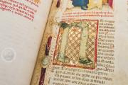 Divina Commedia degli Obizzi, Padua, Biblioteca del Seminario vescovile, Cod. 67 − Photo 3