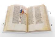 Divina Commedia degli Obizzi, Padua, Biblioteca del Seminario vescovile, Cod. 67 − Photo 5