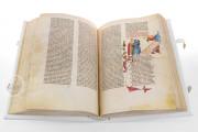 Divina Commedia degli Obizzi, Padua, Biblioteca del Seminario vescovile, Cod. 67 − Photo 6