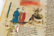 Divina Commedia degli Obizzi, Padua, Biblioteca del Seminario vescovile, Cod. 67 − Photo 8