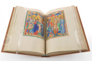 Breslau Psalter, Cambridge, Fitzwilliam Museum, MS 36-1950 − Photo 9