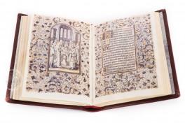 Libro de Horas de la Reina Doña Leonor Facsimile Edition