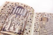 Libro de Horas de la Reina Doña Leonor, Lisbon, Biblioteca Nacional de Portugal, II.165 BNP − Photo 4