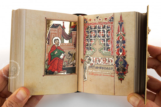 Armenian Bible, Bologna, Biblioteca Universitaria di Bologna, Ms. 3290 − Photo 1