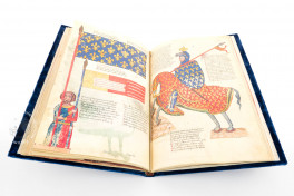 Panegyric in Honor of King Robert of Anjou Facsimile Edition