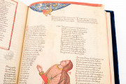 Panegyric in Honor of King Robert of Anjou, Florence, Biblioteca Nazionale Centrale, Banco Rari 38 − Photo 22