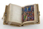 Torriani Book of Hours, Chantilly, Bibliothèque du Château, Ms. 83 − Photo 8