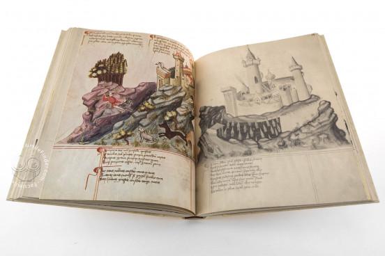 Bellifortis, Göttingen, Niedersächsische Staats- und Universitätsbibliothek Göttingen, Cod. Ms. philos. 63 − Photo 1