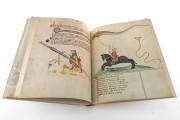 Bellifortis, Göttingen, Niedersächsische Staats- und Universitätsbibliothek Göttingen, Cod. Ms. philos. 63 − Photo 6