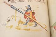 Bellifortis, Göttingen, Niedersächsische Staats- und Universitätsbibliothek Göttingen, Cod. Ms. philos. 63 − Photo 17