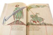 Bellifortis, Göttingen, Niedersächsische Staats- und Universitätsbibliothek Göttingen, Cod. Ms. philos. 63 − Photo 24