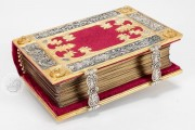 Durazzo Book of Hours, m.r. C.f. Arm. I - Biblioteca Civica Berio (Genoa, Italy) − photo 9