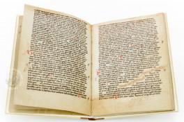 Die Kleine Heidelberger Liederhandschrift Facsimile Edition