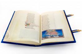 Divine Comedy of Alfonso of Aragon Facsimile Edition