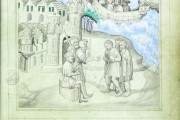 Travels of Sir John of Mandeville, London, British Library, Add MS 24189 − Photo 6
