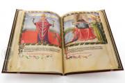 Vaticinia Pontificum by Benozzo Gozzoli, London, British Library, MS Harley 1340 − Photo 5
