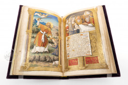 Book of Hours of the Dauphin of France Facsimile Edition