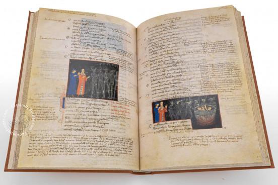 Il Codice Filippino della Commedia di Dante Alighieri, Naples, Biblioteca Oratoriana dei Girolamini, MS. CF 2 16 − Photo 1