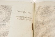Littera Florentina, Florence, Biblioteca Medicea Laurenziana − Photo 14