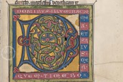 Rheinauer Psalter, Zürich, Zentralbibliothek Zürich, Ms. Rh. 167 − Photo 6