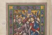 Rheinauer Psalter, Zürich, Zentralbibliothek Zürich, Ms. Rh. 167 − Photo 7