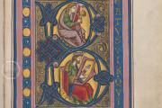 Rheinauer Psalter, Zürich, Zentralbibliothek Zürich, Ms. Rh. 167 − Photo 8