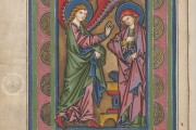 Rheinauer Psalter, Zürich, Zentralbibliothek Zürich, Ms. Rh. 167 − Photo 9