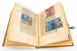 Legenda Maior de San Buenaventura Facsimile Edition