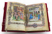 Visconti Book of Hours, Mss. BR 397 e LF 22 - Biblioteca Nazionale Centrale (Florence, Italy) − photo 10