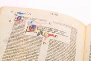 Dante Riccardiano-Braidense, Milan, Biblioteca Nazionale Braidense, Ms. 1005 Florence, Biblioteca Riccardiana, Ms. AG XII 2 − Photo 3