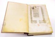 Dante Riccardiano-Braidense, Milan, Biblioteca Nazionale Braidense, Ms. 1005 Florence, Biblioteca Riccardiana, Ms. AG XII 2 − Photo 5