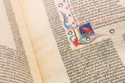 Dante Riccardiano-Braidense, Milan, Biblioteca Nazionale Braidense, Ms. 1005 Florence, Biblioteca Riccardiana, Ms. AG XII 2 − Photo 7