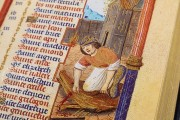 Book of Hours of Charles V, Use of Rome, New Haven, Beinecke Rare Book and Manuscript Library, MS 411 − Photo 9