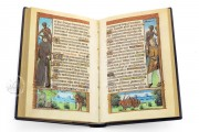 Book of Hours of Charles V, Use of Rome, New Haven, Beinecke Rare Book and Manuscript Library, MS 411 − Photo 18