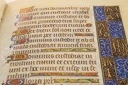 Book of Hours of Charles V, Use of Rome, New Haven, Beinecke Rare Book and Manuscript Library, MS 411 − Photo 21