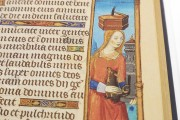 Book of Hours of Charles V, Use of Rome, New Haven, Beinecke Rare Book and Manuscript Library, MS 411 − Photo 22